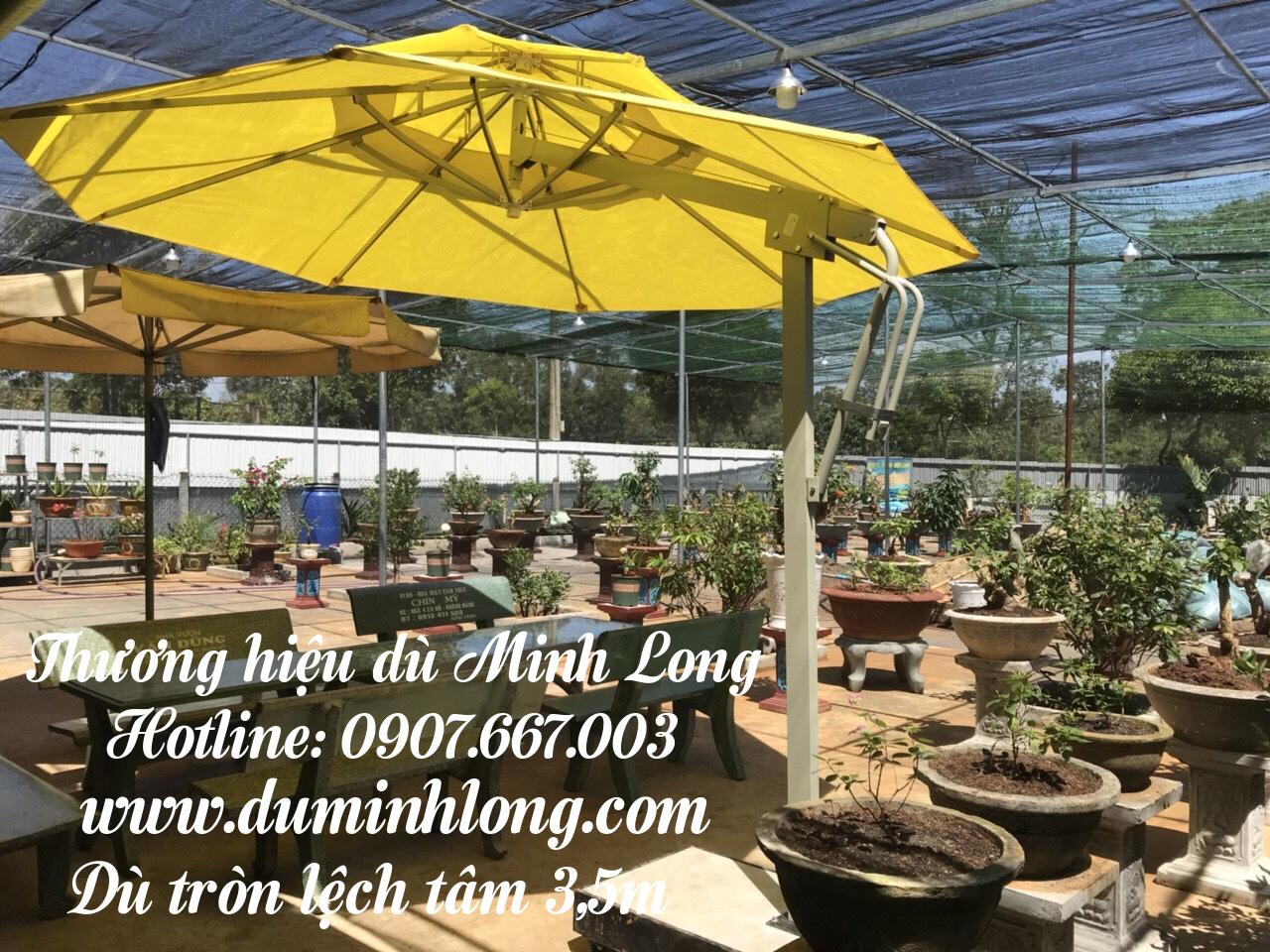Dù che nắng tại Bình Tân rất được ưa chuộng tại các quán xá, cửa hàng