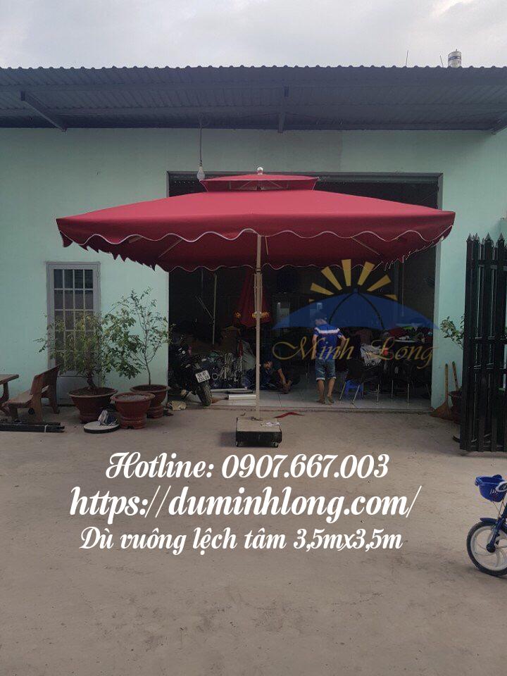 Địa điểm bán dù che nắng tại Bình Phước uy tín