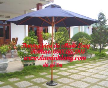 Đại lý bán dù che nắng tại quận 9 Dù Minh Long hỗ trợ cung cấp dù cho thiết kế quán cà phê
