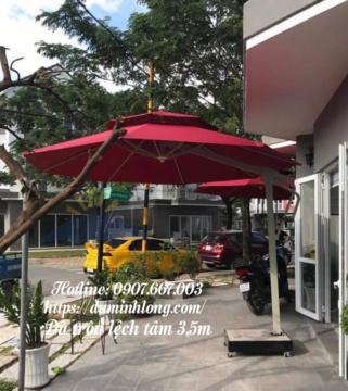 Đại lý bán dù che nắng huyện Cần Giờ Minh Long cung cấp nhiều sản phẩm đa dạng