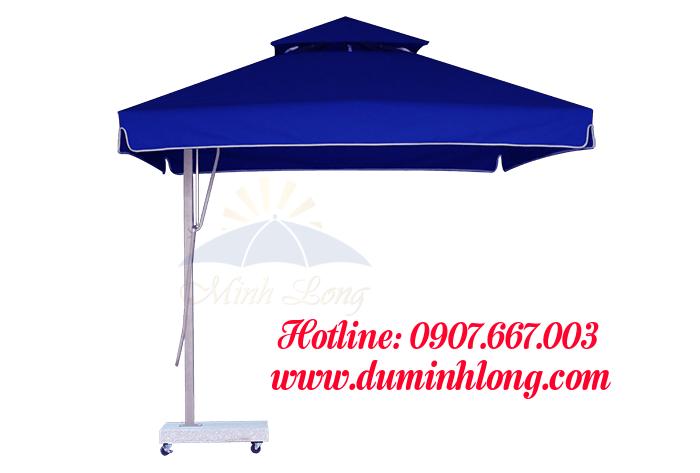 Dù che nắng tại huyện Nhà Bè thương hiệu dù Minh Long có mức giá cạnh tranh tốt nhất