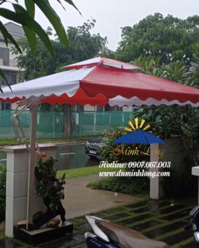 Dù che nắng tại Quận Phú Nhuận, dù vuông 3mx3m