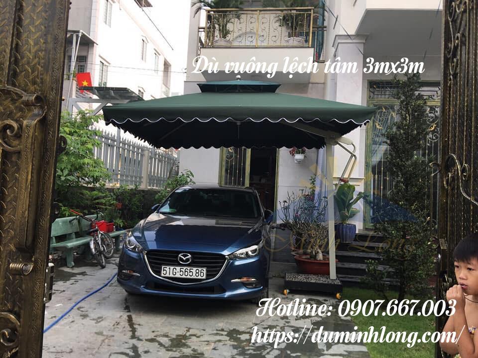 Dù che nắng tại Phan Thiết, Bình Thuận giá rẻ