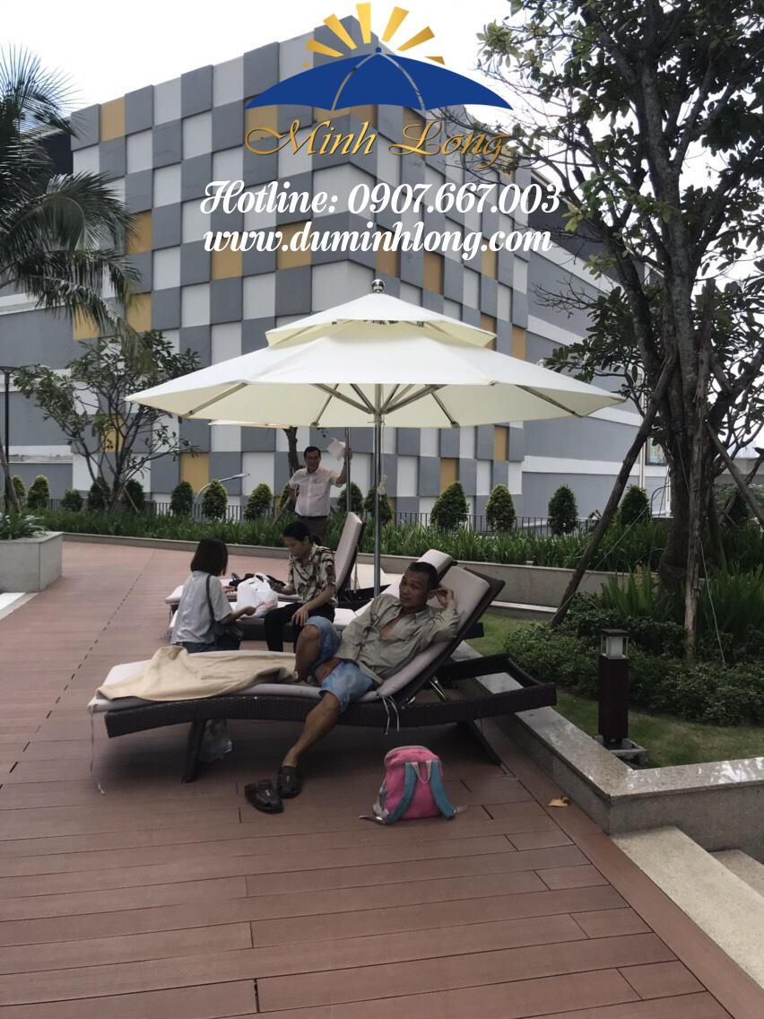 Xưởng dù che nắng Minh Long