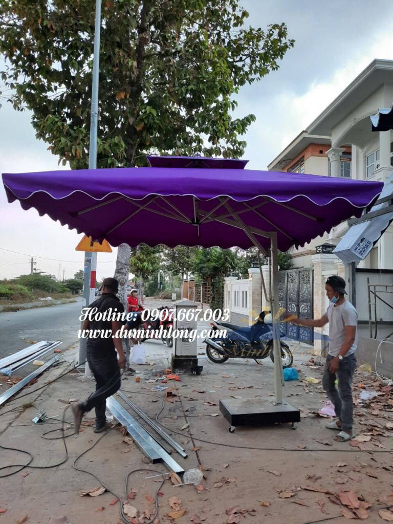 Bán dù che nắng tại Nha Trang chuyên nghiệp, giá rẻ